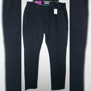 Levis Signature Blue Jeans SZ 20 Misses